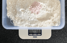 Why I use weight to measure my ingredients